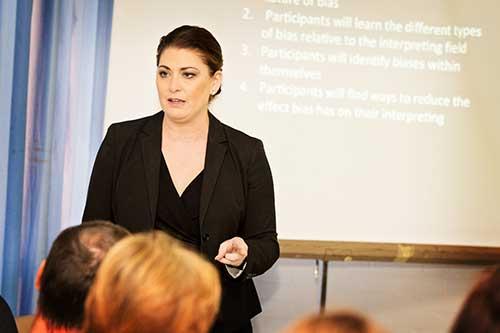 Amber D Farrelly Classroom